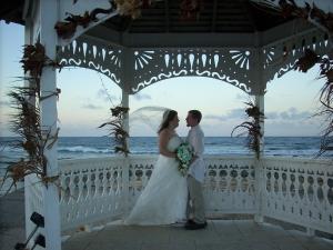 Wedding in Jamaica