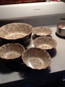 My bowls I sold