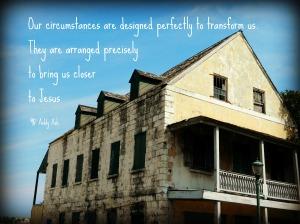 circumstances designed to transform